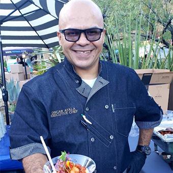 Oscar Ayala - Executive Chef